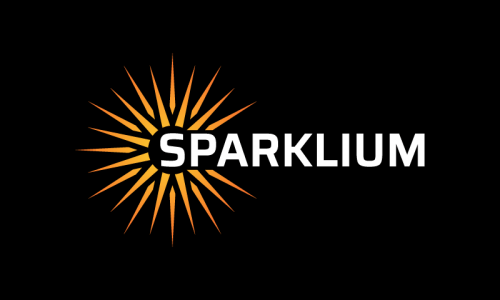Sparklium - Energy business name for sale