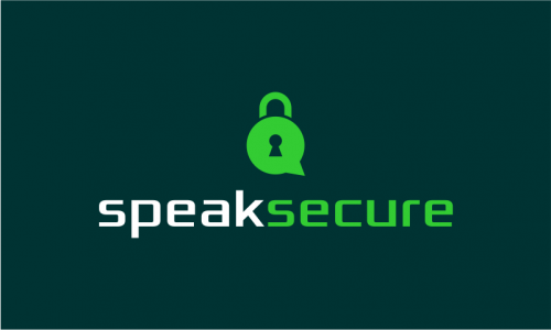 Speaksecure - Security company name for sale