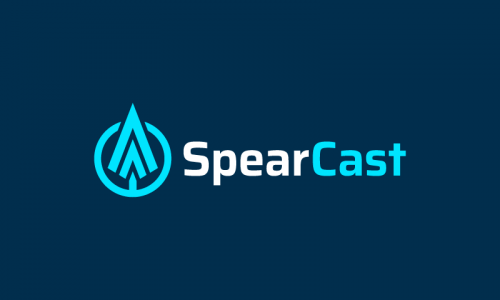 Spearcast - E-commerce business name for sale