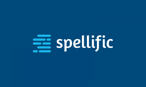 Spellific - Business brand name for sale