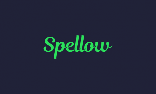 Spellow - Possible brand name for sale