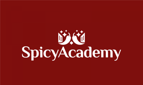 Spicyacademy - E-commerce brand name for sale