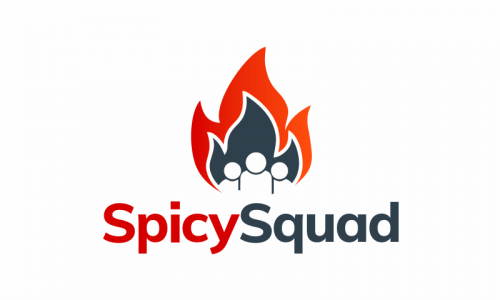 Spicysquad - Healthcare startup name for sale
