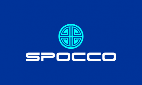 Spocco - Clothing domain name for sale