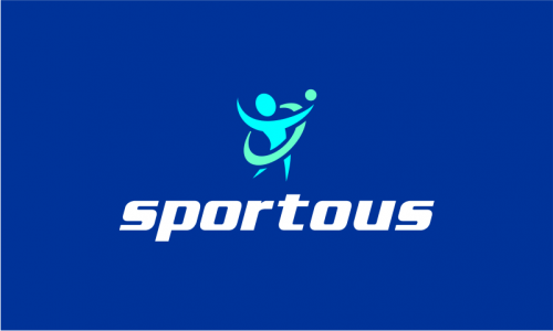 Sportous - Sports startup name for sale