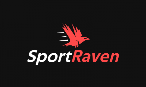 Sportraven - Sports startup name for sale