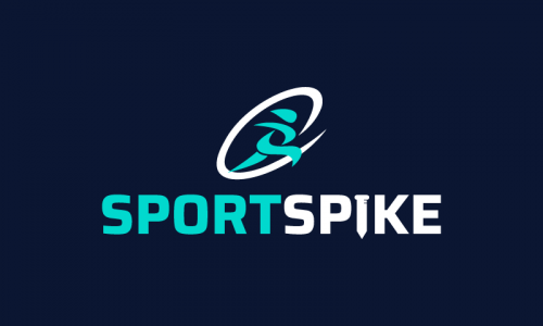 Sportspike - Sports startup name for sale