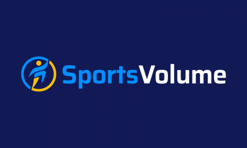 Sportsvolume - Sports business name for sale