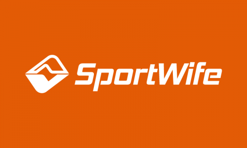 Sportwife - Sports business name for sale