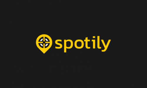 Spotily - E-commerce startup name for sale