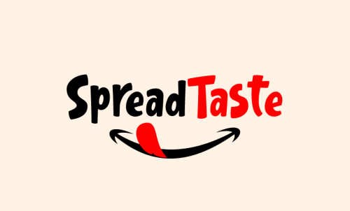 Spreadtaste - Food and drink business name for sale
