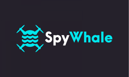 Spywhale - Technology startup name for sale