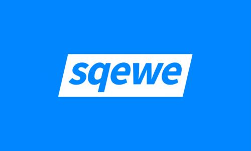 Sqewe - Technology startup name for sale