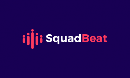 Squadbeat - Business brand name for sale