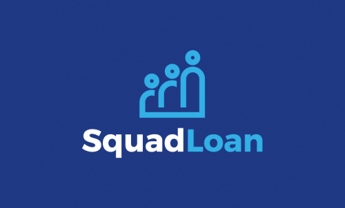 Squadloan - Fundraising company name for sale