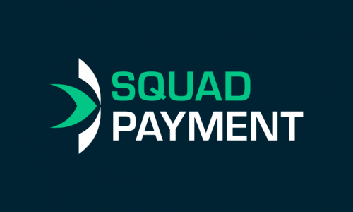 Squadpayment - Payment brand name for sale