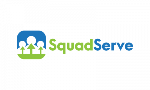 Squadserve - Crowdsourcing business name for sale