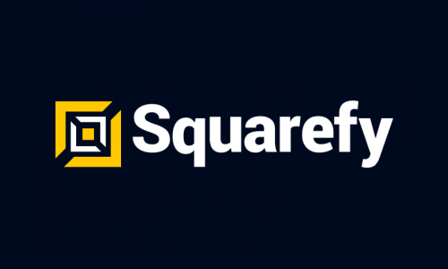 Squarefy - Technology domain name for sale