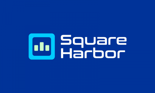 Squareharbor - Finance startup name for sale