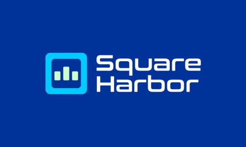 Squareharbor - Finance startup name for sale