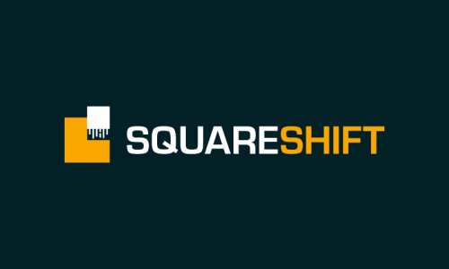 Squareshift - Potential business name for sale