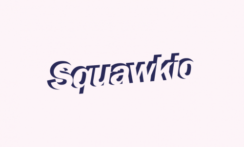 Squawkio - Potential brand name for sale