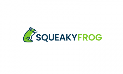 Squeakyfrog - Marketing business name for sale