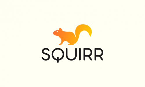 Squirr - Retail company name for sale