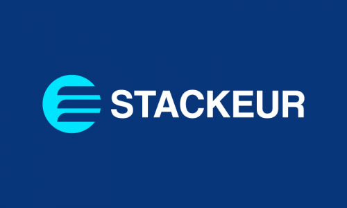 Stackeur - E-commerce business name for sale