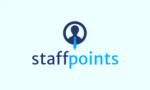 Staffpoints - HR brand name for sale