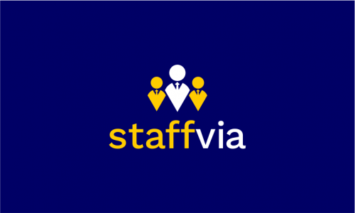 Staffvia - HR business name for sale