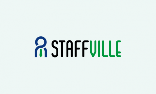Staffville - HR domain name for sale