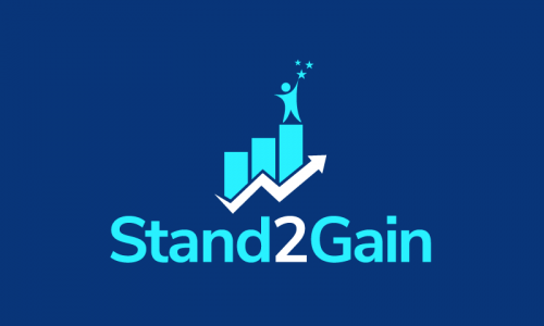 Stand2gain - Business startup name for sale
