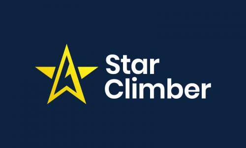 Starclimber - E-commerce domain name for sale