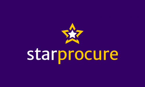 Starprocure - Business startup name for sale