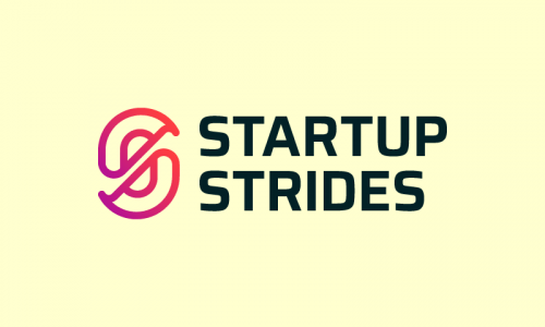 Startupstrides - Business company name for sale