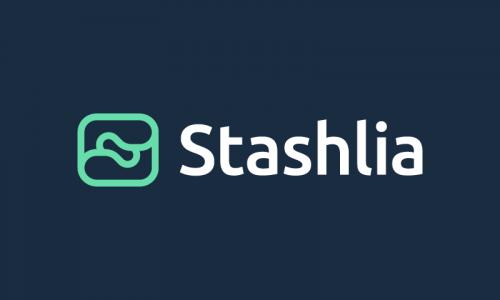 Stashlia - Technology business name for sale