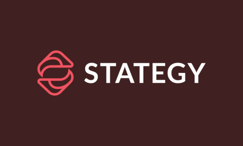 Stategy - Analytics brand name for sale