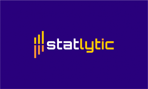 Statlytic - Analytics startup name for sale