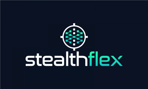 Stealthflex - Technology startup name for sale