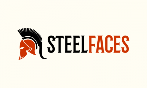 Steelfaces - Robotics business name for sale