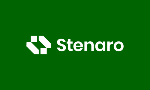 Stenaro - Finance brand name for sale