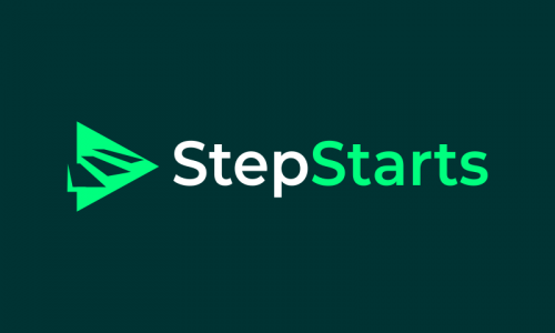 Stepstarts - Business domain name for sale