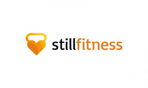 Stillfitness - Fitness product name for sale