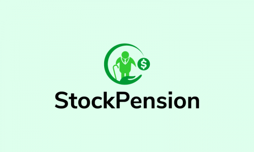 Stockpension - Finance brand name for sale