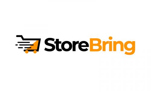 Storebring - E-commerce domain name for sale