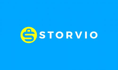 Storvio - E-commerce company name for sale