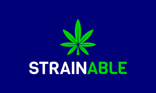 Strainable - E-commerce domain name for sale