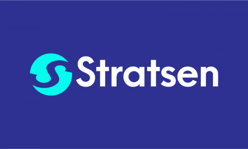 Stratsen - Consulting startup name for sale