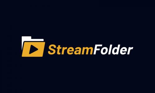 Streamfolder - Software startup name for sale